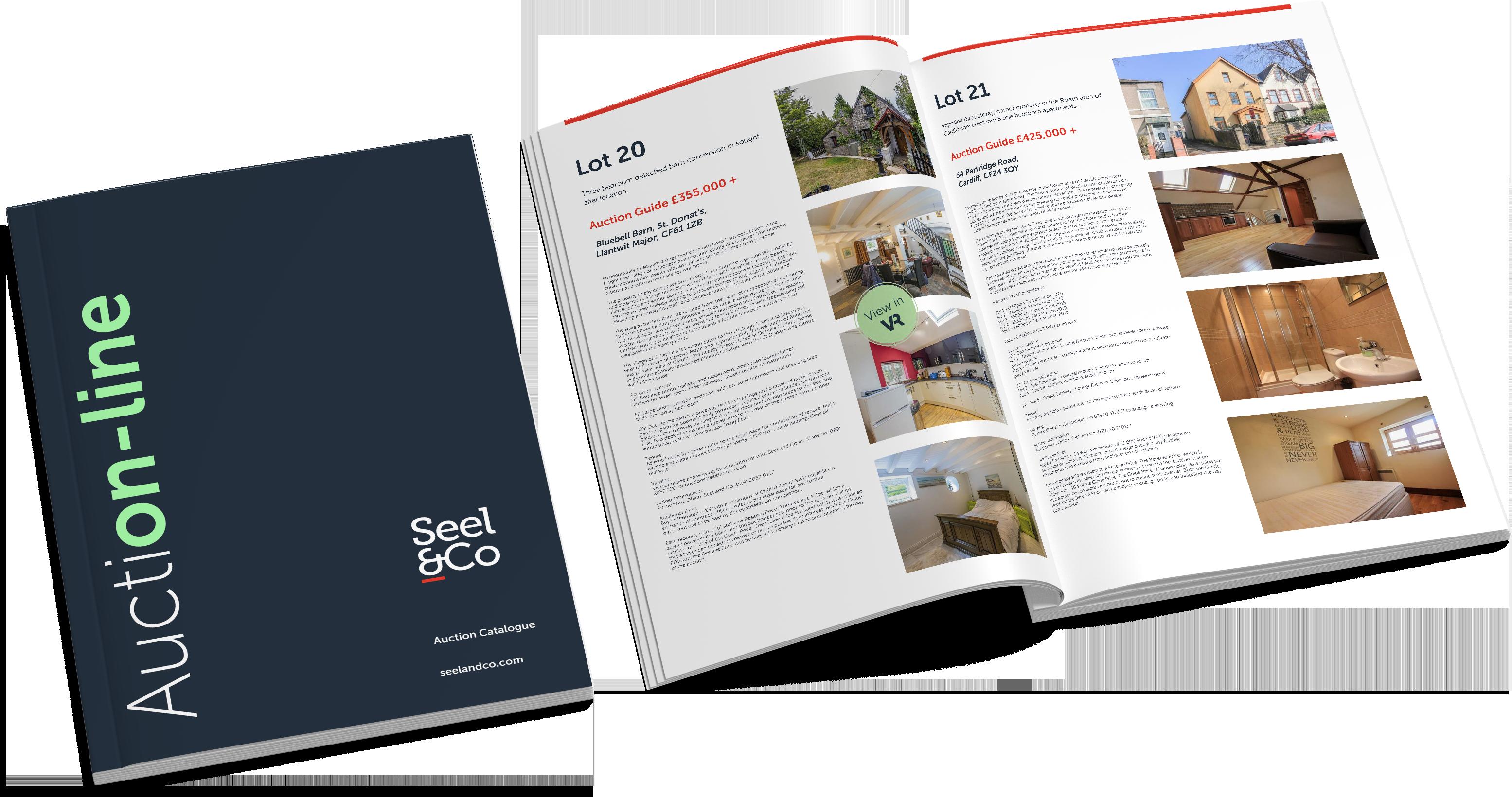 Seel & Co Auction Catalogue